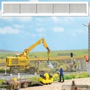 1024 Забор строительный 20 см