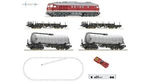 51328 Цифровой стартовый набор z21® с тепловозом BR 142 (звук !!!) и грузовым составом, H0, IV, DR
