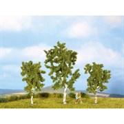 25520 Береза 4,5см (3шт), деревья