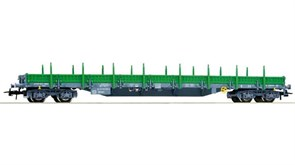 67081 Платформа со стойками тип Res, H0, IV—V, RENFE (1шт.)
