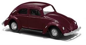 60201 VW Käfer, красный (сборная модель)