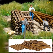 1129 Строевой лес 42мм 100шт.