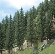 6132 Деревья Ели премиум 2шт., 70мм