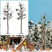 """6795 Деревья """"голые"""" зимние 2шт.,165мм"""