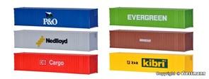 10922 40-футовые контейнеры (6шт.)