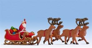 15924 Санта Клаус на санях