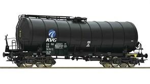 76540 Вагон-цистерна Zaes «KVG», H0, IV, DR
