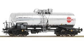47359 Цистерна 4-хосн., для топлива «OEVA», H0, V, ÖBB