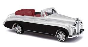 44451 Bentley Serie III Cabrio, Metallic Silber
