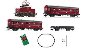 481702 Аналоговый стартовый набор «Поезд с электровозом E 69», H0, III, Швейцария