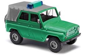 52101 УАЗ 469 крытый пограничная охрана ГДР