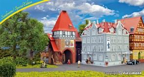 12507 Отель Ritter с городскими воротами