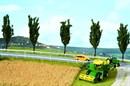 07421 Кукурузное поле 220мм x 200мм