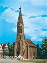 43739+43738 Городской собор в Штуттгарте+основание