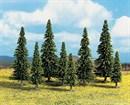 32820 Ели деревья 35-90мм (25шт.)