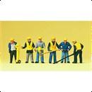 10035 Дорожные рабочие